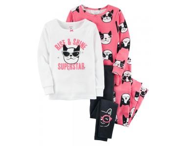 13613510 пижамка или домашняя одежда из 4-х предметов