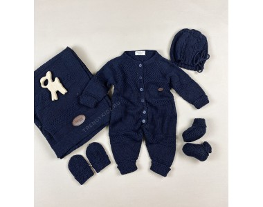 Комплект из 5 предметов для новорожденного
