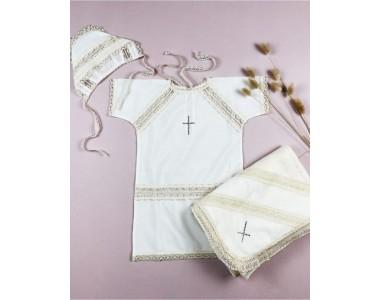 104 к-387104 К-3870-ЭК Полотенце крестильное