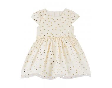 127H339 роскошное праздничное платье с трусиками из тафты и тюля