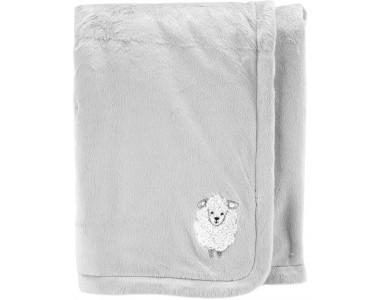 """Плюшевое одеяло """"Овечка"""""""