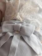 """Пояс """"Бант"""" для пледов в цвете нежно-голубом"""