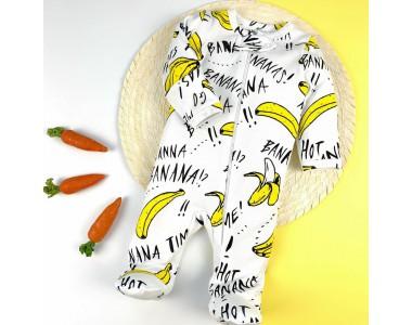 """Слип на молнии """"Бананы"""""""