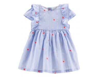 16189310 очаровательное платье с сердечками